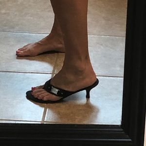 BCBGirls Black Heel